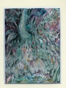 83 Nature's Tapestry by Charmian Kennealy - Mixed Media