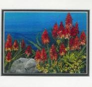 10 Aloe Valley by Joy Gibson - Oil