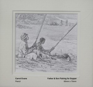 evans-carrol-father-son-fishing-for-supper