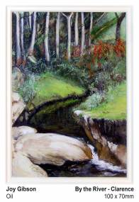 By the river - Clarens
