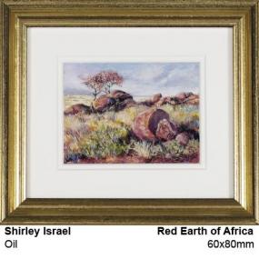 Red Earth of Africa