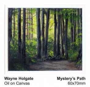Mystery's path